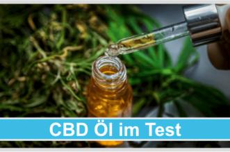 CBD Öl Test Titelbild