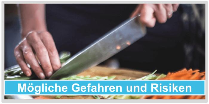 Huusk Messer Gefahren Risiken