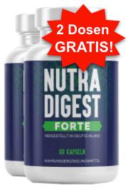 Nutra Digest Tabelle
