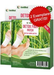 Nuubu Detox Foot Patch