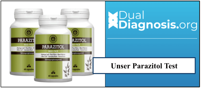 Parazitol Test Selbsttest