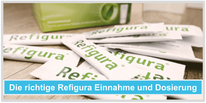 Refigura Einnahme Anwendung Dosierung