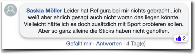 Refigura Erfahrungsbericht Kritik Refigura