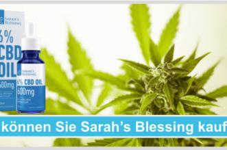 Sarahs Blessing Titelbild