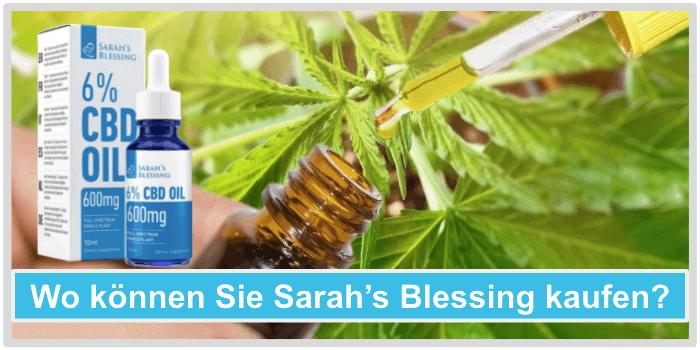 Sarahs Blessing kaufen Preis