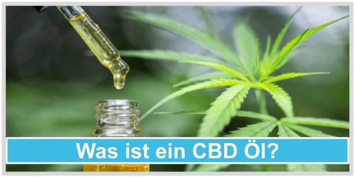 Was ist ein CBD Öl