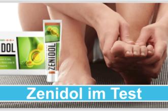 Zenidol Titelbild
