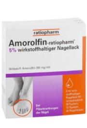 Amorolfin Abbild