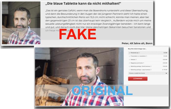 Collosel Fake Erfahrungsberichte