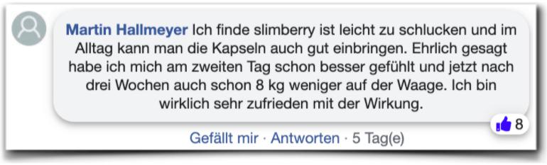 Slimberry Erfahrungsberichte Erfahrung Slimberry