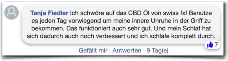 Swiss fx Bewertung Kundenbewertung facebook