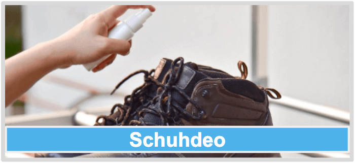 Fußpilz Spray Schuhdeo