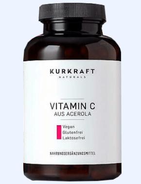 Kurkraft Vitamin c Tabelle