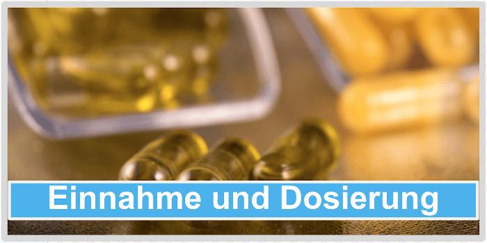 Leinoel Kapseln Einnahme Dosierung Anwendung