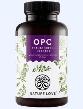 Nature Love OPC Tabelle