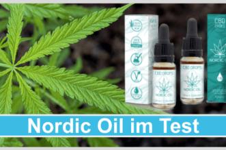Nordic Oil Titelbild