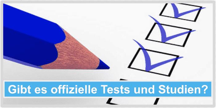 PQQ Test Studien