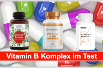 Vitamin B Komplex Titelbild