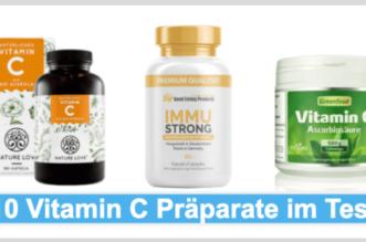 Vitamin C Titelbild