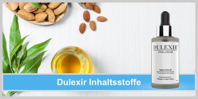dulexir inhaltsstoffe mandelsäure mandeln säurekomplex