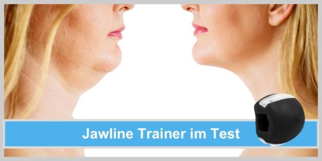 jawline trainer vorher nachher frau gesicht doppelkinn glatte kinnlinie