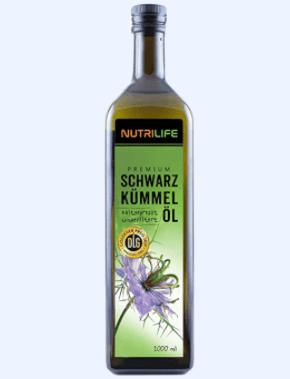 Kraeuterland Schwarzkuemmeloel Tabelle