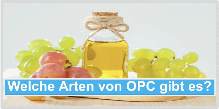 Welche Arten von OPC gibt es