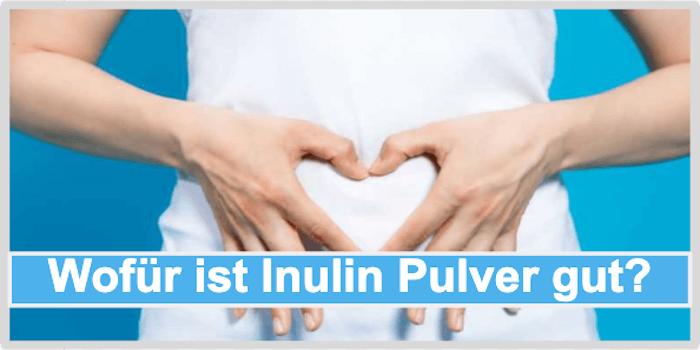 Wofuer ist Inulin Pulver gut