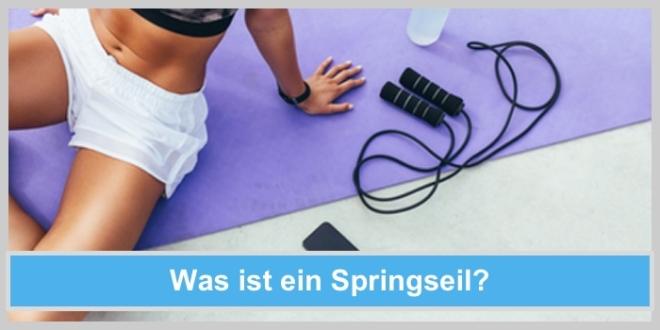 springseil fitness gerät frau matte sport