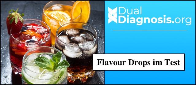 flav drops test wasser geschmackstropfen aroma zuckerfrei kalorienfrei