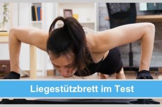 push up board frau training liegestütz