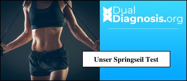 fitness springseil test
