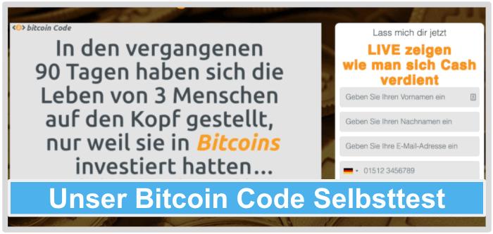 Bitcoin-Code-Test