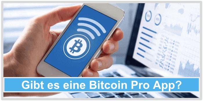 Bitcoin-Pro-App