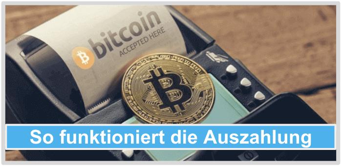Bitcoin-Pro-Auszahlung