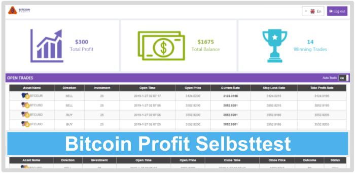 Bitcoin-Profit-Test