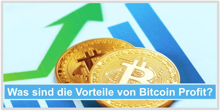 Bitcoin-Profit-Vorteile