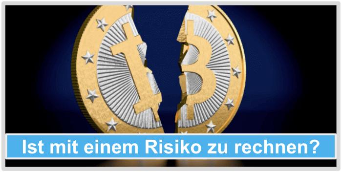 Bitcoin-Trader-Risiko