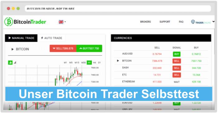 Bitcoin-Trader-Test