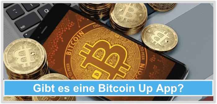 Bitcoin-Up-Handy App