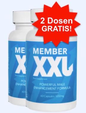 Member XXL Tabelle