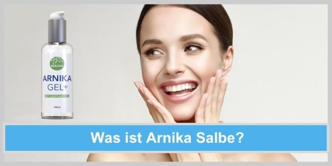Was ist Arnika Salbe?
