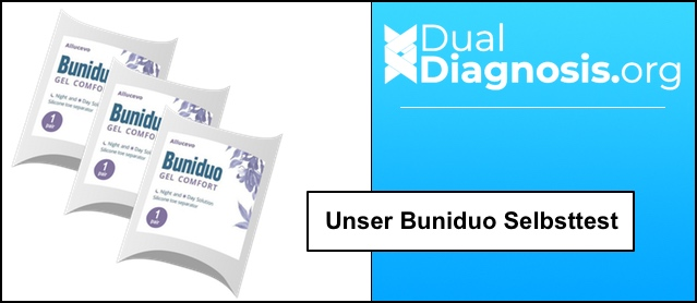 buniduo gel comfort selbsttest dualdiagnosis