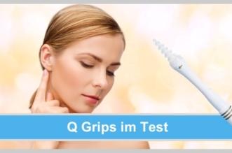 Q Grips im Test: Sanfte Ohren Reinigung, wiederverwendbar