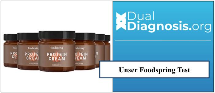 Foodspring Test Selbsttest