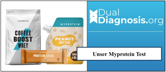 Myprotein Test Selbsttest