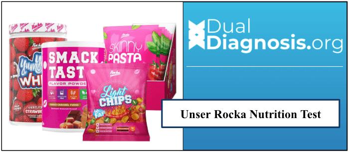 Rocka Nutrition Test Selbsttest