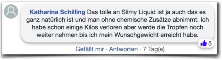 Slimy Liquid Erfahrungen Erfahrungsbericht Slimy Liquid
