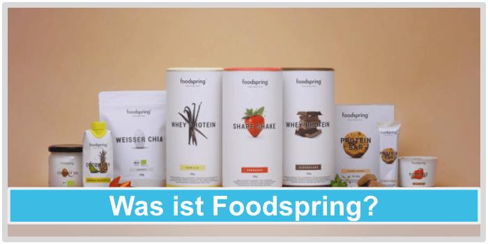 Was ist Foodspring