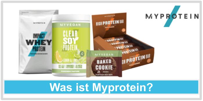 Was ist Myprotein Supplements
